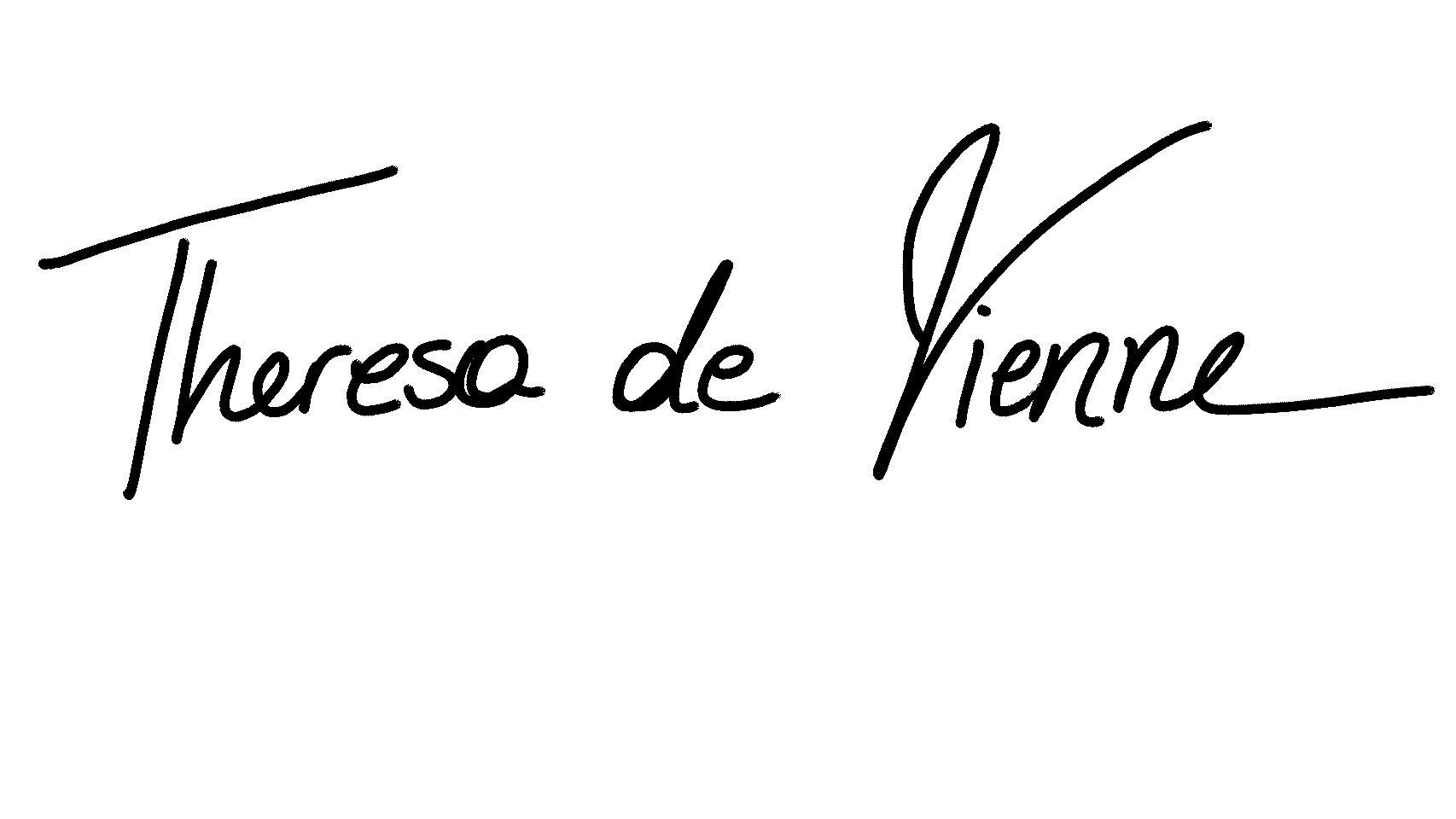 Theresa de Vienne