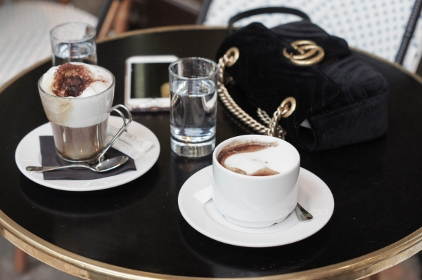 MY FAVOURITE PARISIAN CAFÉS