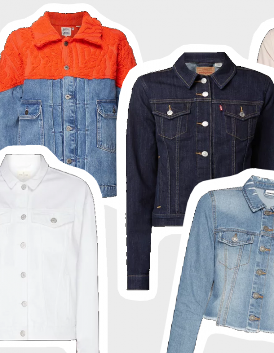 AUTUMN ESSENTIAL: THE DENIM JACKET